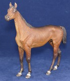 Лошадь Венская бронза